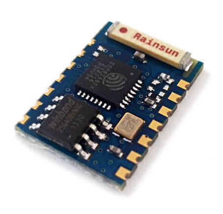 Esp8266 – THE IoT MCU
