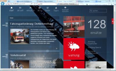 www.Feuerwehr-Wiesloch.de