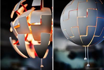 IoT: Death Star Lamp