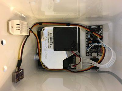 Luftdaten IoT Sensor